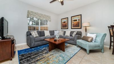 Photo for 5 Star Townhome on Paradise Palms Resort with First Class Amenities, Orlando Townhome 3358