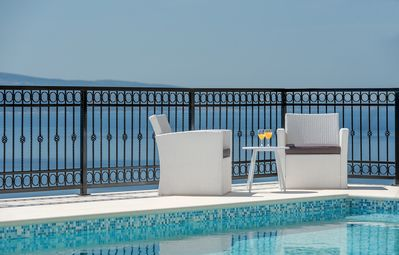 Photo for Luxury Villa Mimice Majesty with pool and breathtaking view - Omis - Mimice