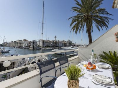 Photo for Apartment Port Rhodes in Empuriabrava - 5 persons, 2 bedrooms