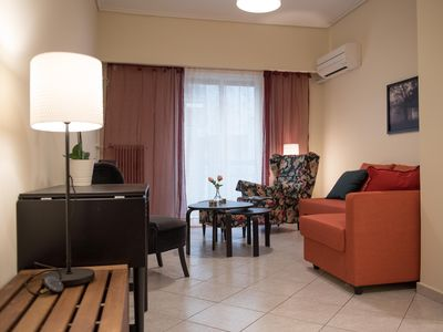 Photo for Apartment in the center of Athens 150m from subway