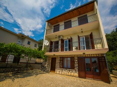 Photo for 2BR Apartment Vacation Rental in Dramalj, Kvarner Bucht