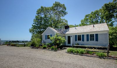 Photo for Unobstructed ocean views. Walk to Keyes beach