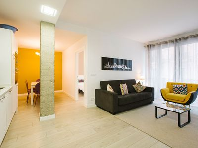 Photo for 6 Getaria B superb central apartment - Apartment for 6 people in San Sebastián