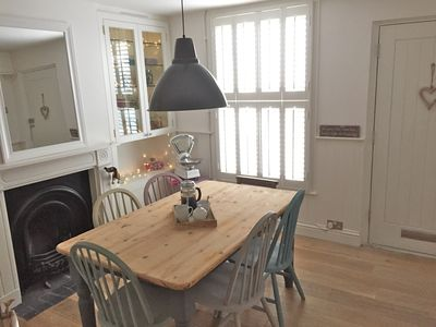Photo for 3BR Cottage Vacation Rental in Whitstable