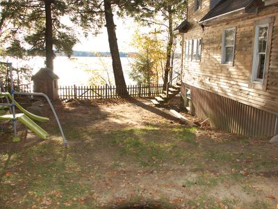 Photo for Beautiful Lakehouse! Swim, Boat, Relax & Fish!  Also Ice fishing and Skating!!