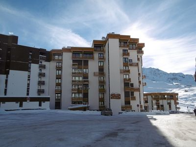 Photo for Apartment for 5 people, with two balconies facing south in Val Thorens