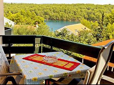 Photo for Apartment Nik  A4(2)  - Vrboska, Island Hvar, Croatia