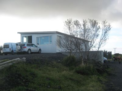 Photo for Home away from home on an active Icelandic farm - privat 4 persons guesthouse