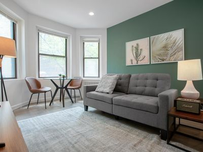 Photo for Bespoke Fenway 1BR, near Longwood & Harvard Medical, by Blueground
