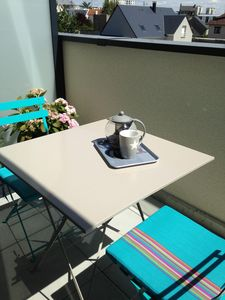 Photo for Beautiful new apartment with terrace!