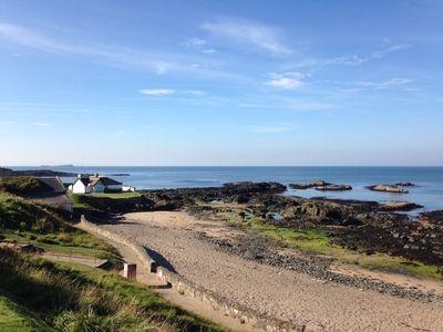 Photo for Alt Na Craig is a large house sleeping 12 on the seafront of Portballintrae