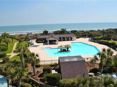 Photo for Featured on HGTV!  Oceanfront, Litchfield by the sea! 3 bdrm!