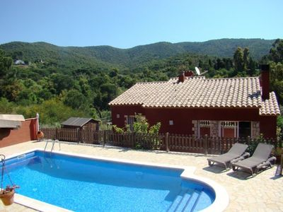 Photo for Club Villamar - This cozy villa is ideal for families, thanks to its private pool close to Calonge.