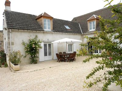 Photo for Property With Seasonal Pool, A hidden gem in the Loire Valley.