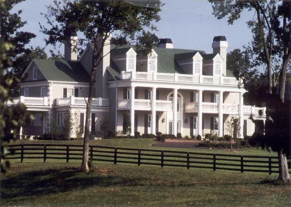 Beautiful Estate Only Minutes From Nashville Franklin