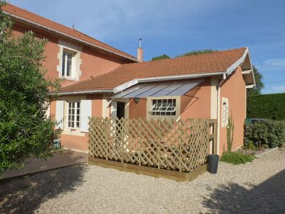 Photo for 2BR House Vacation Rental in SOULAC-SUR-MER