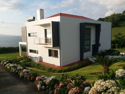 Photo for Azores Islands, Faial, Beach Front Home for rent, First Floor