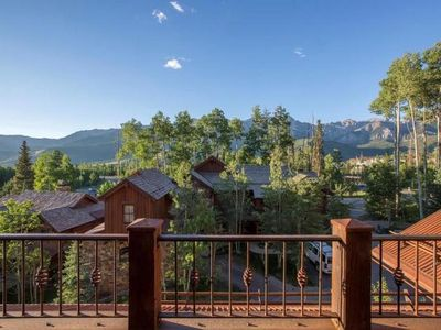 Photo for Luxurious Condo - Ski In/Ski Out Access - Close to Gondola - Majestic Views