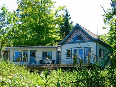 Photo for 1 Bedroom Plus Loft Cottage With Lake Superior Views