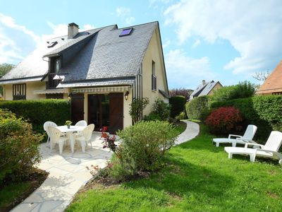Photo for Vacation home Le Pré Verger in Villers sur mer - 4 persons, 2 bedrooms