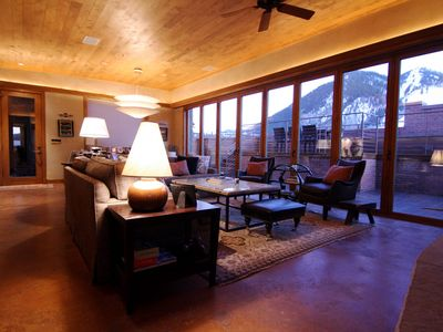 Photo for Luxury Core Penthouse with direct Aspen Mountain Views