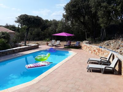 Photo for RENT VILLA WITH SWIMMING POOL IN GREEN PROVENCE