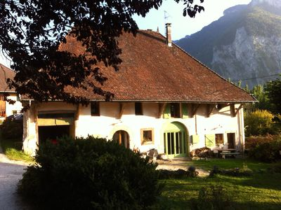Photo for COTTAGE HOUSE IN SAVOYARDE 20 km ANNECY
