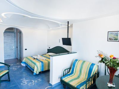Photo for Apartment Residence La Rosa in Ischia Forio - 2 persons, 1 bedrooms