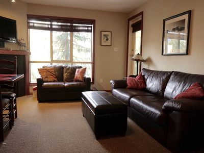 Photo for Glacier's Reach Townhouse in Whistler Village - 2 Bed & 2 Bath