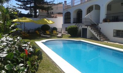 Photo for Holiday house Benalmadena Costa for 10 - 20 persons with 10 bedrooms - Holiday home