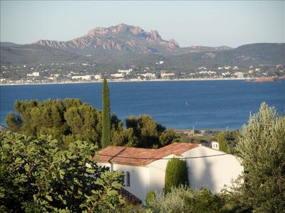 Photo for Luxurious Ocean View Home in South of France, Close St. Tropez