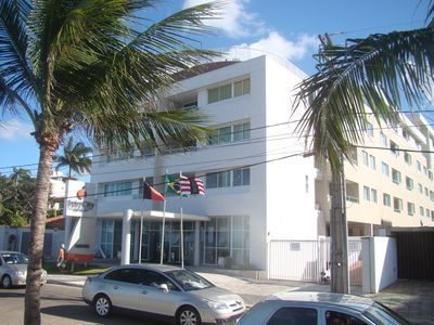 Photo for Flat furnished beachfront of João Pessoa. Great Location!