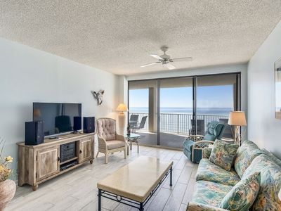Photo for Beachfront Luxury Condo | Spectacular Views of Gulf of Mexico | My Beach Getaways