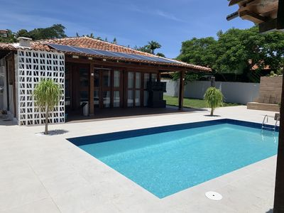 Photo for Wonderful house 5 - Alto de Búzios - sleeps up to 11 guests