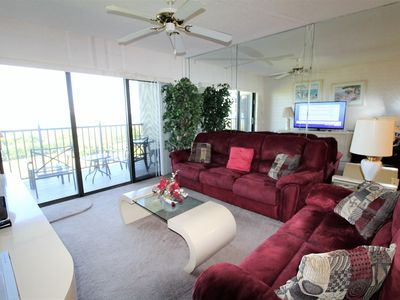 Photo for Land's End 8-305 Third Floor Unit Direct Gulf Front POOL WIFI Breathtaking Views!