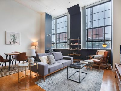 Photo for Roomy 2BR in Kendall Square w/ Gym, Doorman near MIT & MGH by Blueground