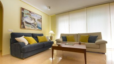 Photo for Beautiful apartment 50 m from the beach