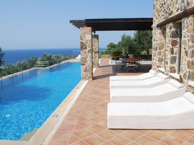 Photo for Keramoti Villas  Villa Ariadni - Affordable Luxury - Privacy and Hospitality