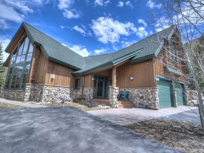 Photo for Large Mountain Home That Sleeps 24! Minutes To Skiing & Keystone Village