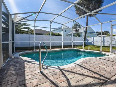 Photo for 3 Minutes to Beach, Private Pool,  3BR, 2BA Paradise!