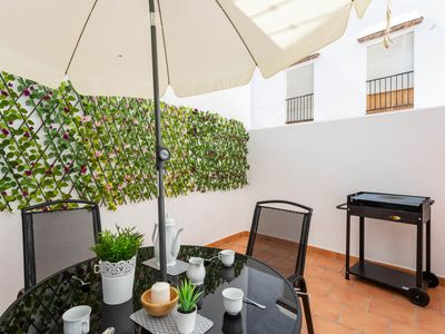 Photo for Frigiliana Joy Apartment, with terrace and pool table