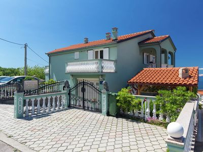 Photo for Adorable apartment with pool  for use and terrace with sea view !