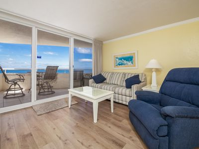 Photo for Inviting Gulf-front Perdido Sun Condo, Indoor and Outdoor Pool, Hot Tub