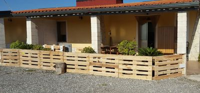 Photo for Villa a few meters from the sea Portopalo di Capo passero