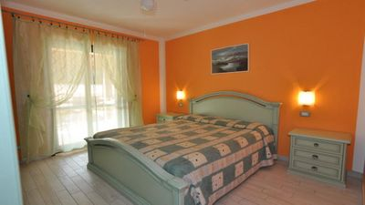 Photo for Delightful three-room apartment with a large terrace a few steps from the sea