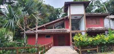 Photo for Harmony, peace, pleasant, comfortable, contact with nature, 300m from the sea, secure