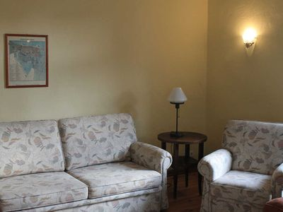 Photo for 1BR Apartment Vacation Rental in Dobbin-Linstow