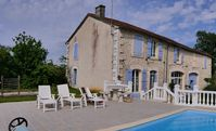 Our stay at Chassenuil sur Bonniere villa.