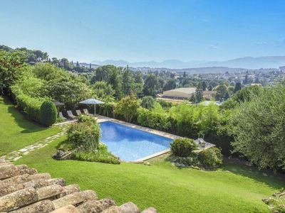 Photo for Stunning villa in Mougins for 10 people