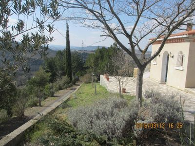 Photo for Limoux-11300-villa in the heart of the Corbières massif